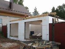 Строительство гаражей под ключ. Красноярские строители.