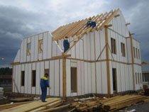 каркасное строительство домов Красноярск