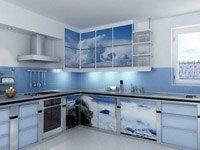 Отделка кухни в Красноярске