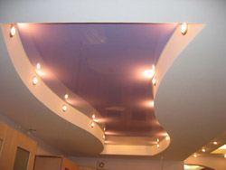 Ремонт и отделка потолков в Красноярске. Натяжные потолки, пластиковые потолки, навесные потолки, потолки из гипсокартона монтаж