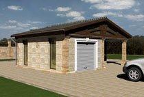 Строительство гаражей в Красноярске и пригороде, строительство гаражей под ключ г.Красноярск