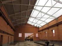 Строительство складов в Красноярске и пригороде