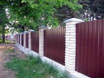 Строительство заборов, ограждений в Красноярске